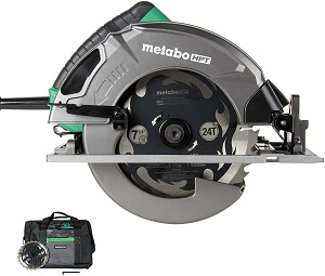 metabo hpt circular saw kit amazon